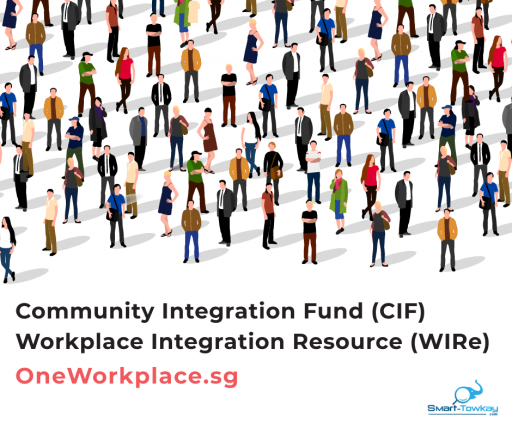 Community Integration Fund (CIF) and Workplace Integration Resource (WIR)