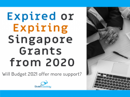 expired expiring business grants