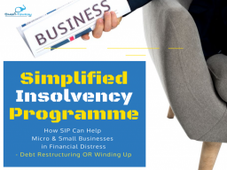 Simplified Insolvency Programme