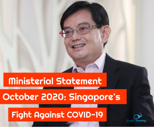 Ministerial Statement for fight against COVID-19