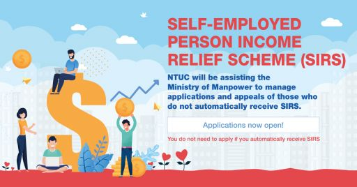 Self-Employed Persons Income Relief Scheme