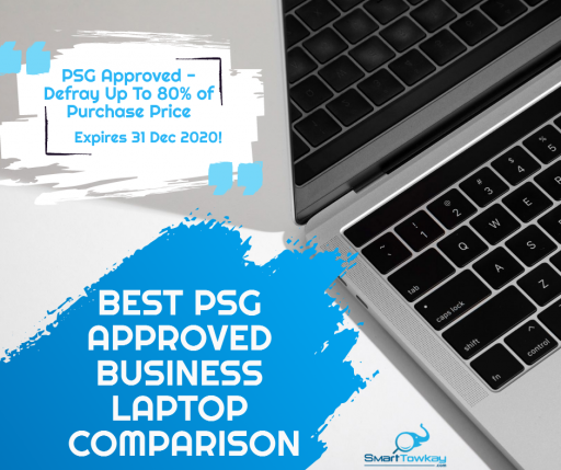 Comparison for the best PSG approved business laptop