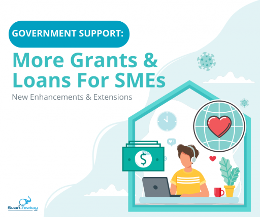 Grants & Loans for SMEs