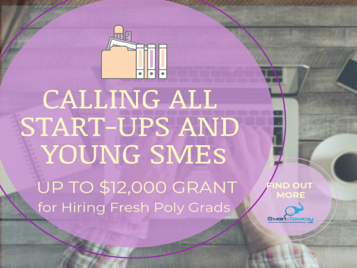 Calling All Start-ups & Young SMEs